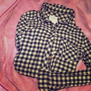 Abercrombie & Finch  flannel